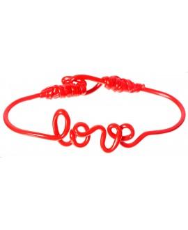 Bracelet love - Padam Padam