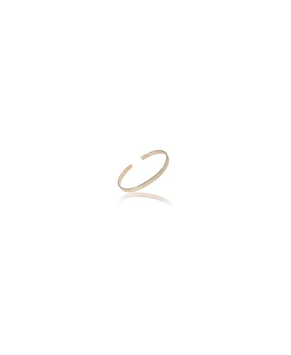 Bracelet tina or pâle - Clara Jasmine