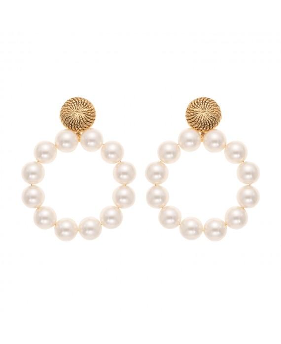Créole perles xl synthétiques marion godart