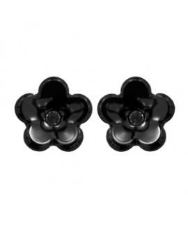 Mini puces fleurs noir marion godart
